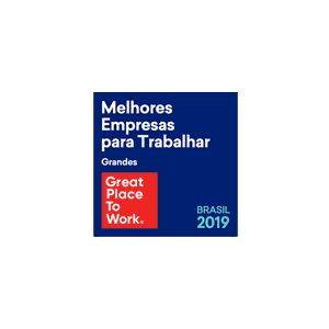Great Place to Work 2019: a Icatu Seguros, pelo 5º ano consecutivo, está entre as melhores empresas para trabalhar no Brasil.